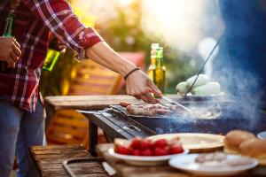 Il Barbecue perfetto a Roma, un must per il nostro giardino.