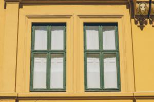 finestra verde